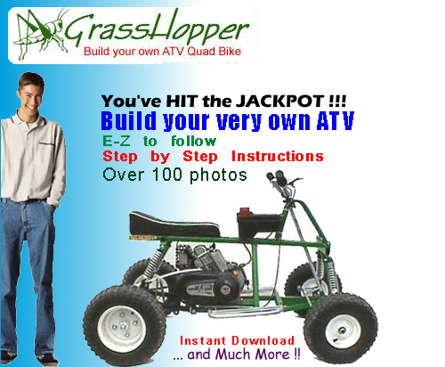 GrassHopper ATV Building Plans